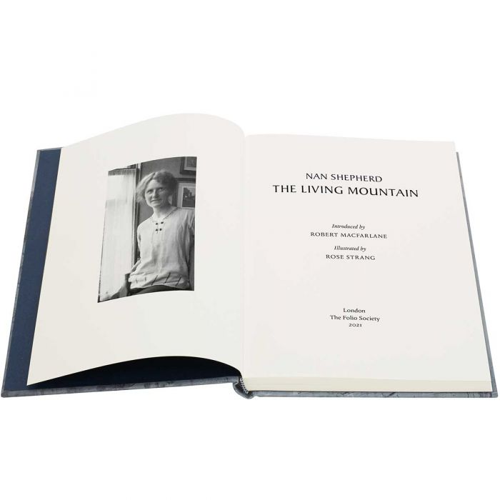 Image of The Living Mountain book