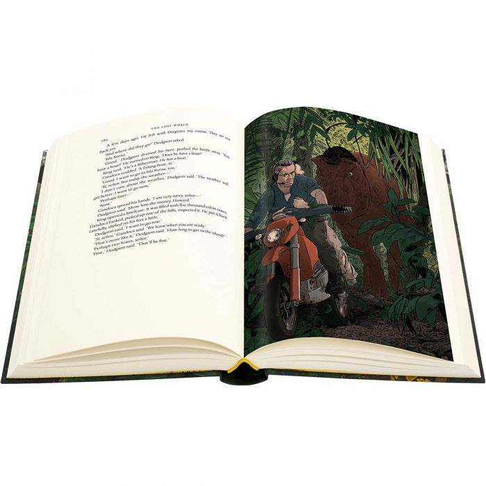 Image of The Lost World book