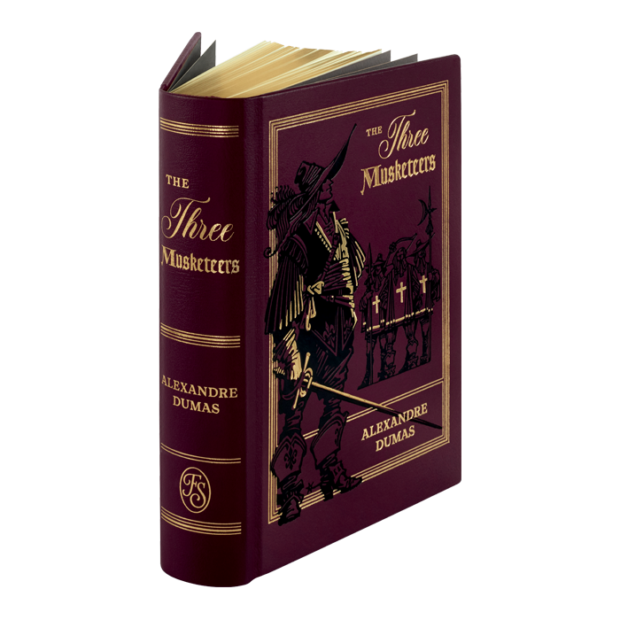 Image of The Three Musketeers book