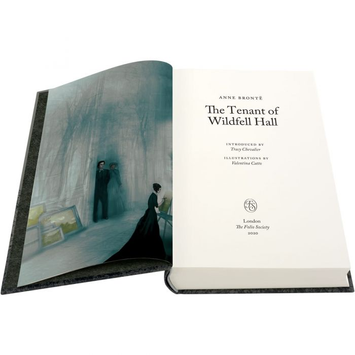 Image of The Tenant of Wildfell Hall book