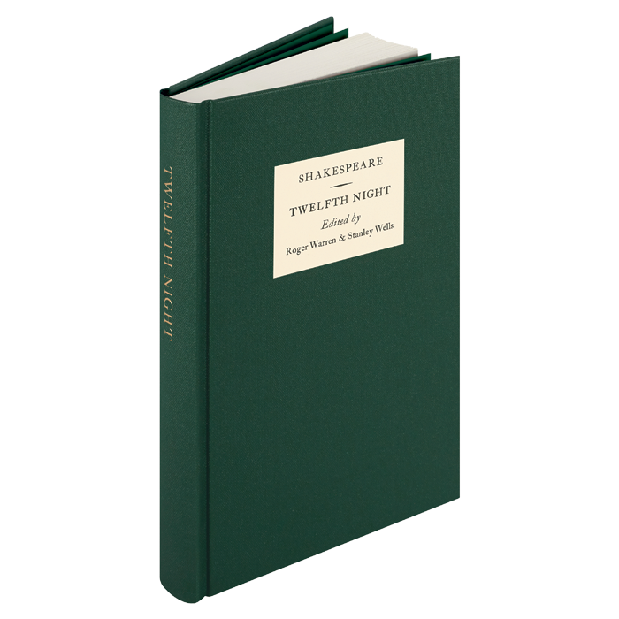 Image of The Oxford Shakespeare: Twelfth Night book