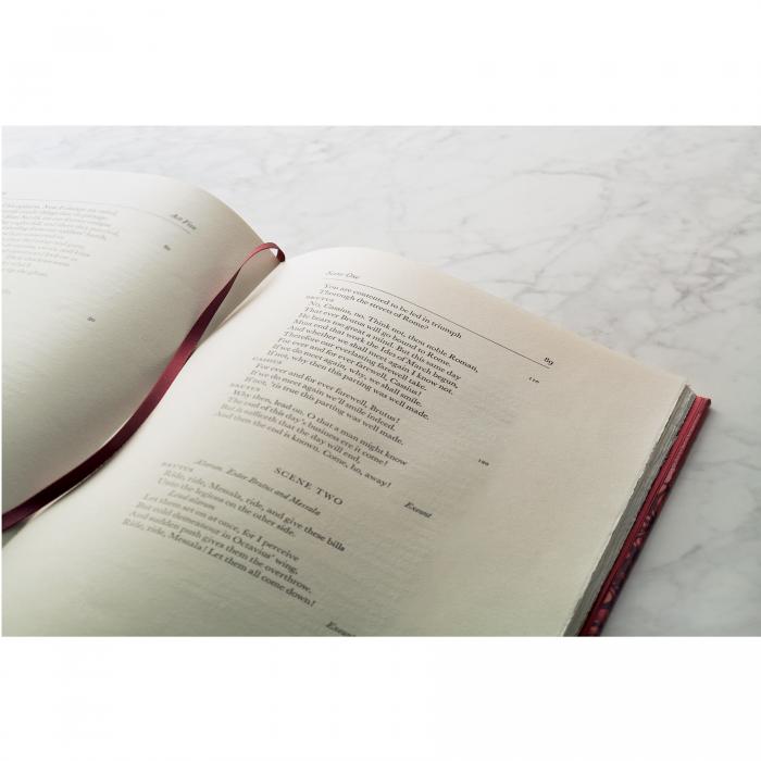 Julius Caesar from the Letterpress Shakespeare series