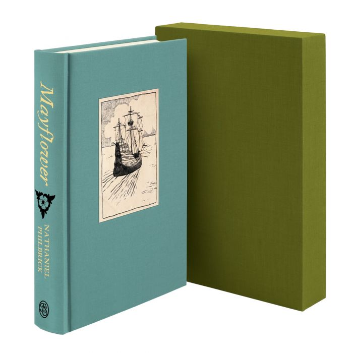 Image of Mayflower book