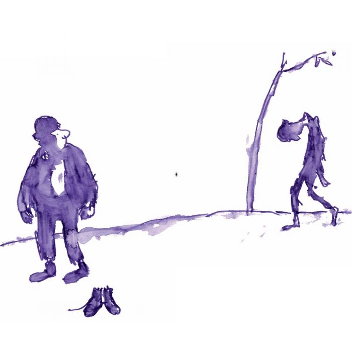 Image of Waiting for Godot book