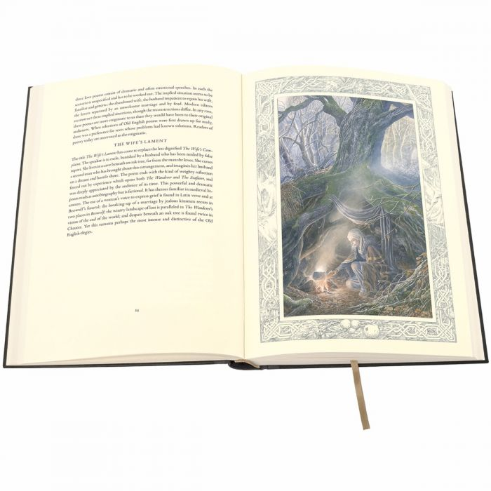 Image of The Wanderer & Other Old-English Poems book