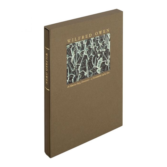 Image of Wilfred Owen: Selected Poems book