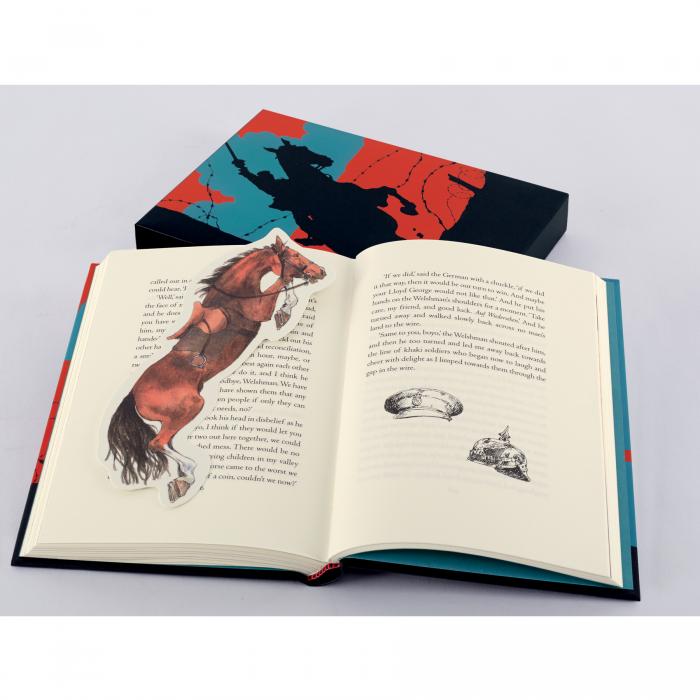 Image of War Horse book
