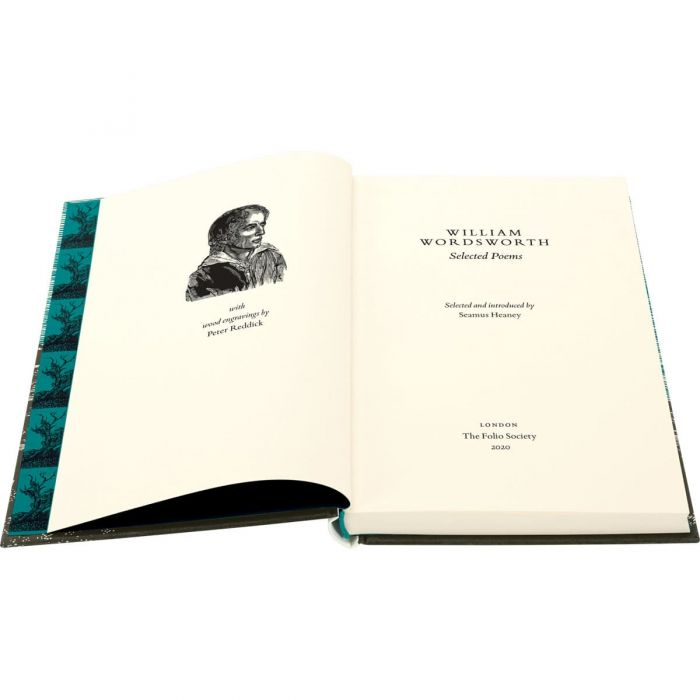 Image of Selected Poems: William Wordsworth book