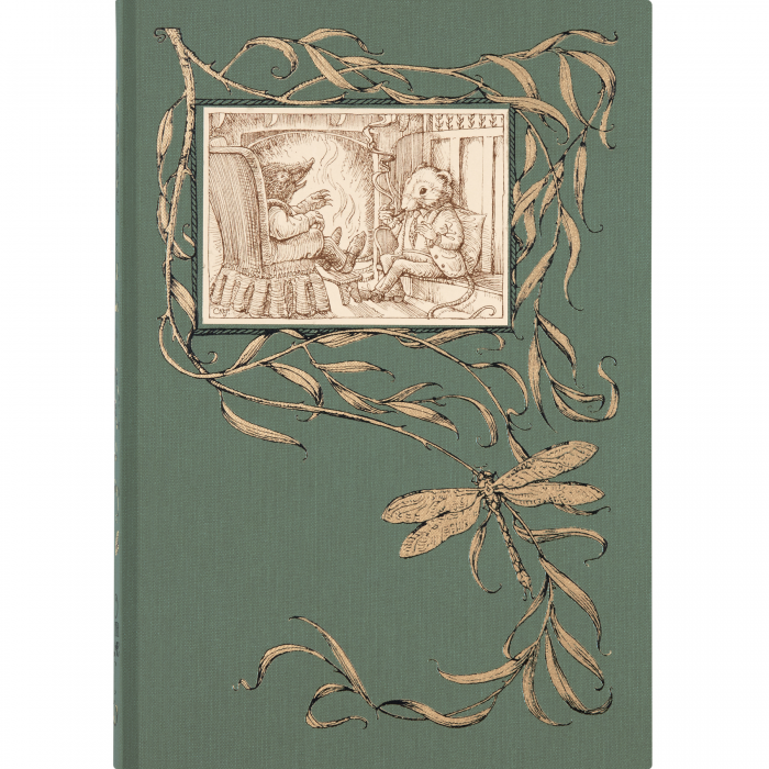 Image of The Wind in the Willows book
