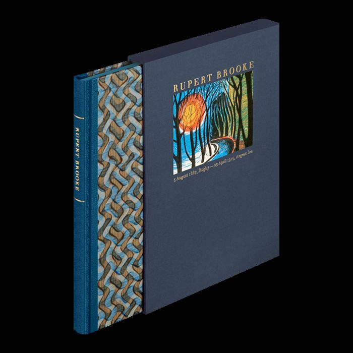 Image of Rupert Brooke: Selected Poems book