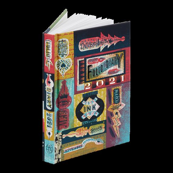 The Folio Diary 2021