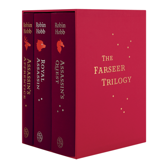 The Farseer Trilogy: Signed Edition