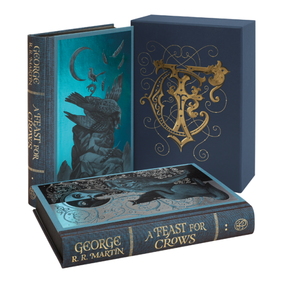 Image of A Feast of Crows book