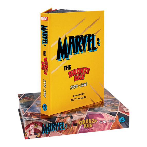 Marvel: The Bronze Age 1970-1980
