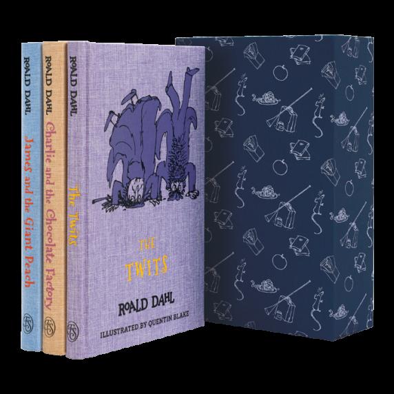 The Roald Dahl Collection (Set 1)