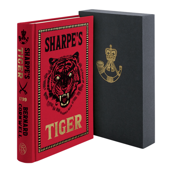 Sharpe's Tiger Deluxe Edition