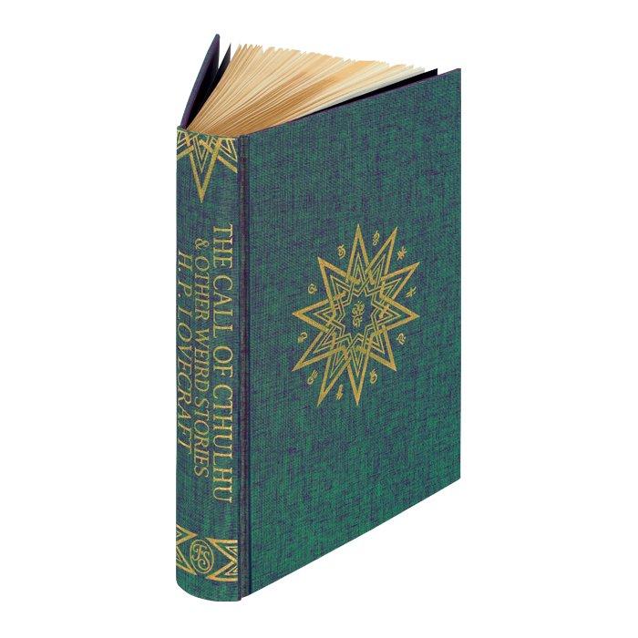 The Call Of Cthulhu Other Weird Stories The Folio Society