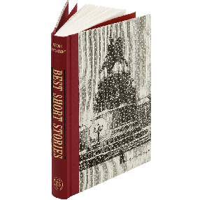 Image of The Best Short Stories of Fyodor Dostoevsky book