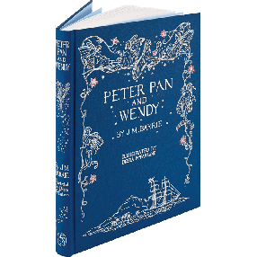 Image of Peter Pan and Wendy book