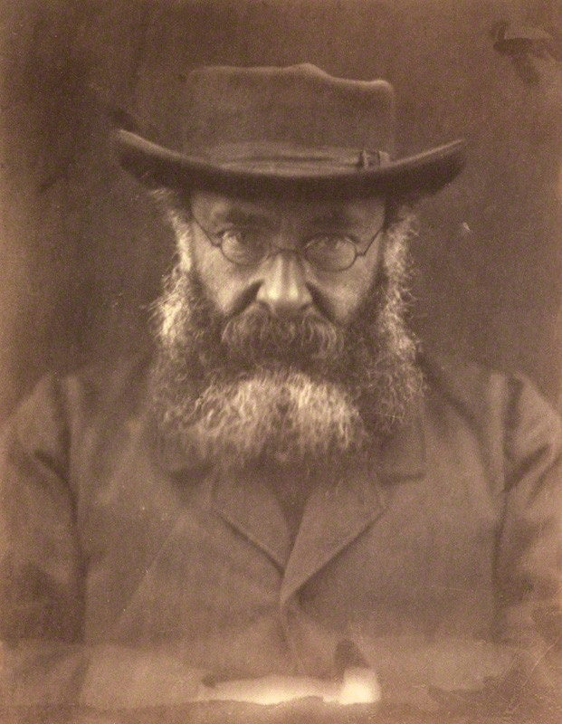 Photograph of Anthony Trollope