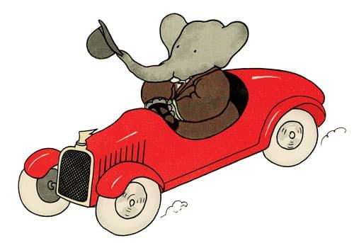 Babar Car