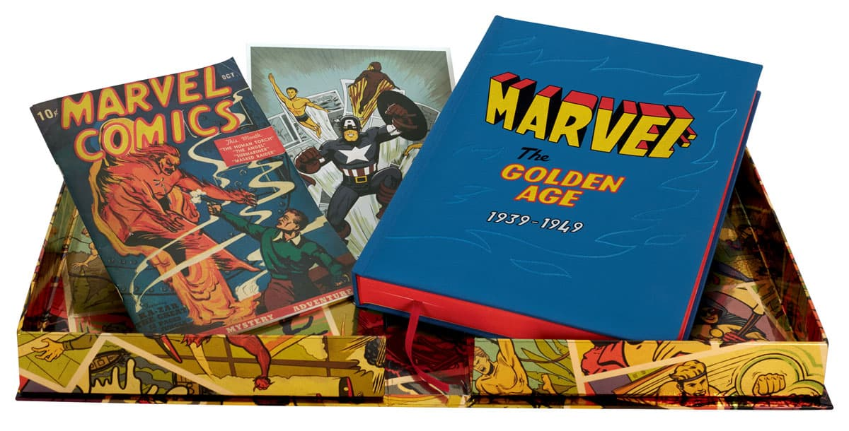 Marvel: The Golden Age