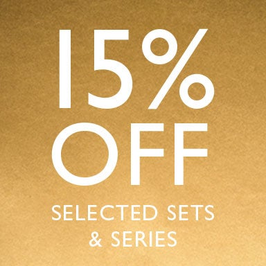 15% off Sets and Series